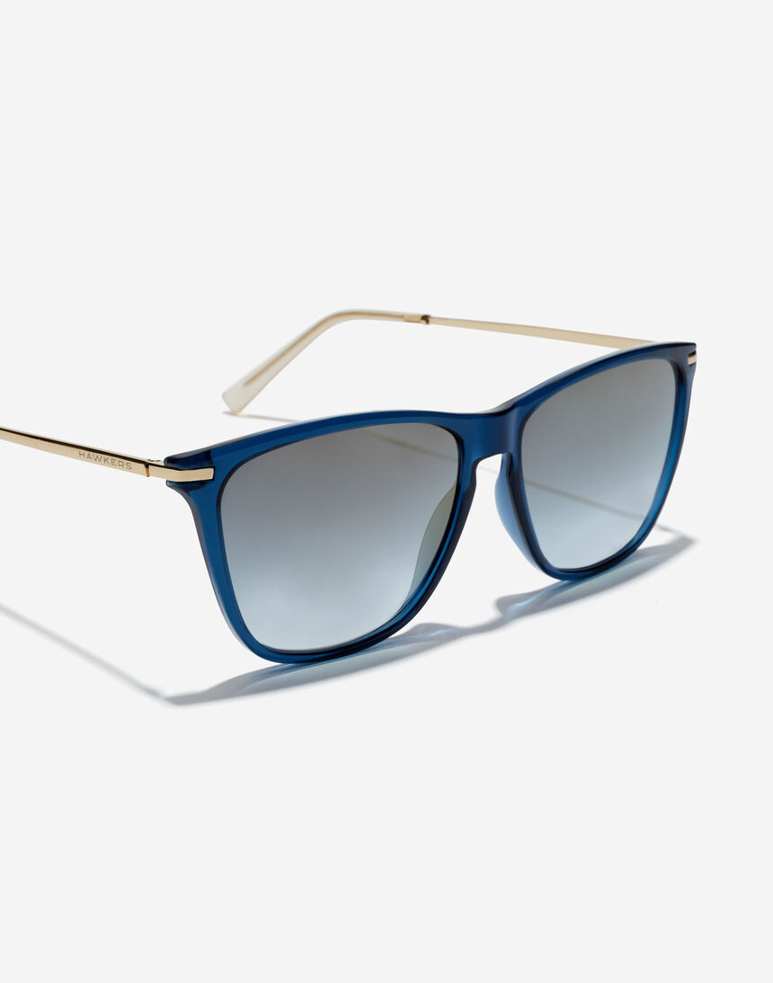 Hawkers ONE CROSSWALK - NAVY GRADIENT GOLD master image number 3.0