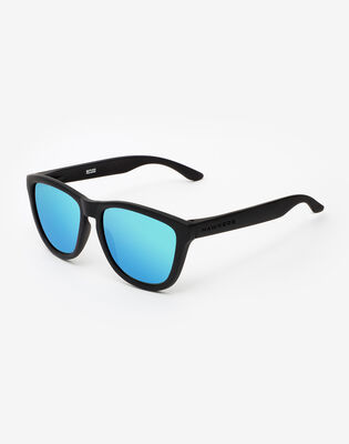Polarized Carbon Black Clear Blue One