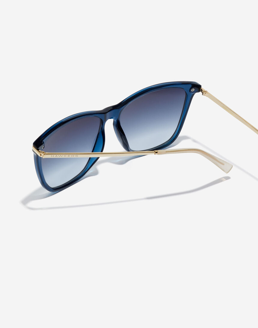 Hawkers ONE CROSSWALK - NAVY GRADIENT GOLD master image number 4.0