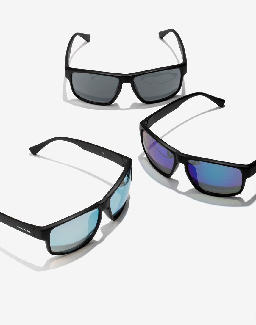 Hawkers Polarized Black Emerald Faster master image number 6.0