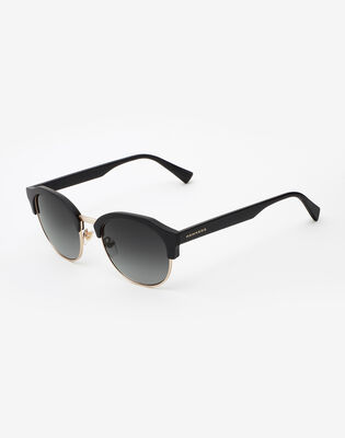 Rubber Black Dark Classic Rounded