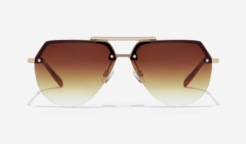 Hawkers COOPER - GOLD SMOKY BROWN master image number 1