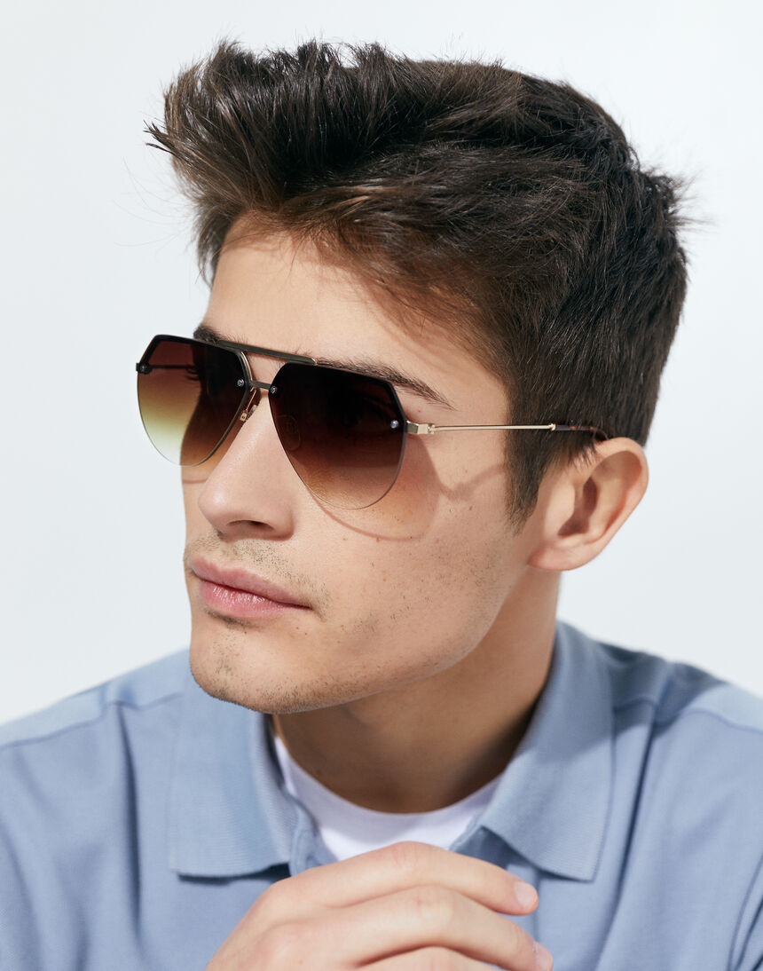 Hawkers COOPER - GOLD SMOKY BROWN master image number 7.0