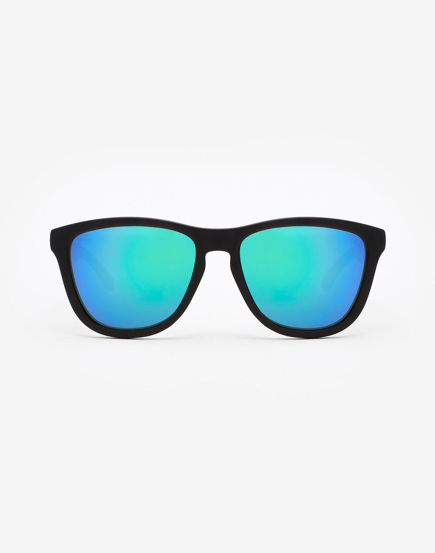 Hawkers Polarized Carbon Black Emerald One master image number 0