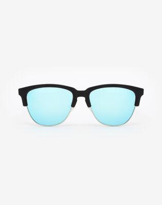 Carbon Black Clear Blue Classic