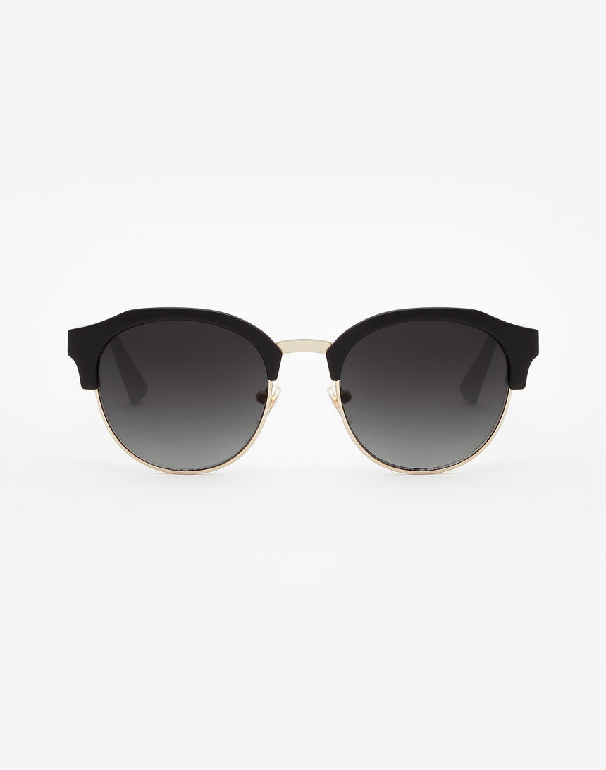 Hawkers Rubber Black Dark Classic Rounded master image number 0