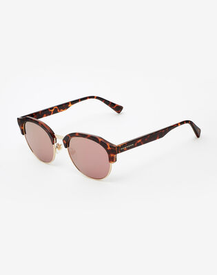 Carey Rose Gold Classic Rounded