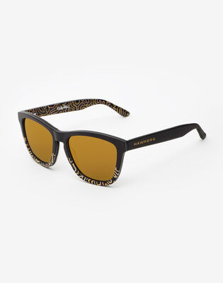 Keith Haring x Hawkers Bicolor Gold