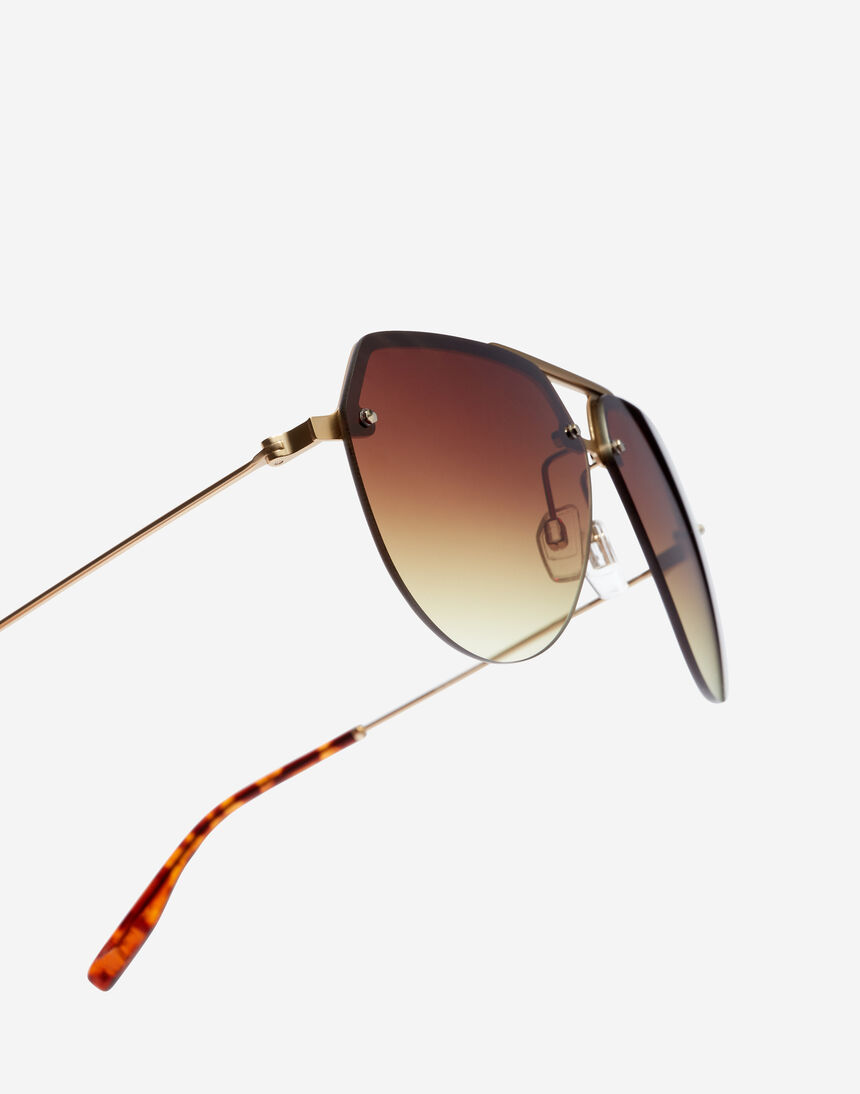Hawkers COOPER - GOLD SMOKY BROWN master image number 5.0