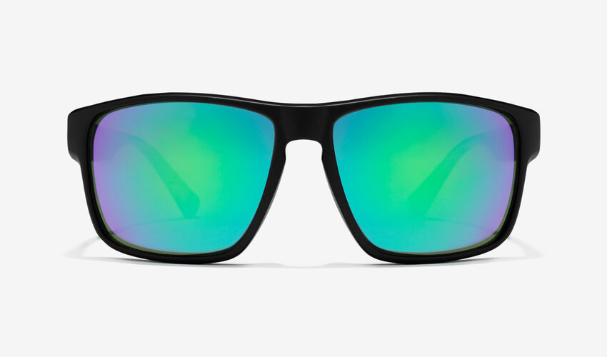 Hawkers Polarized Black Emerald Faster master image number 1